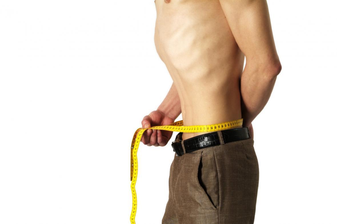 Anorexie u mužů