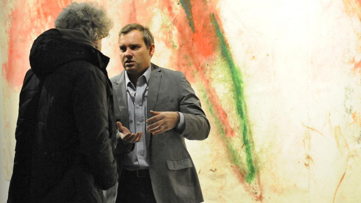 Městská galerie Ostrava zahajuje