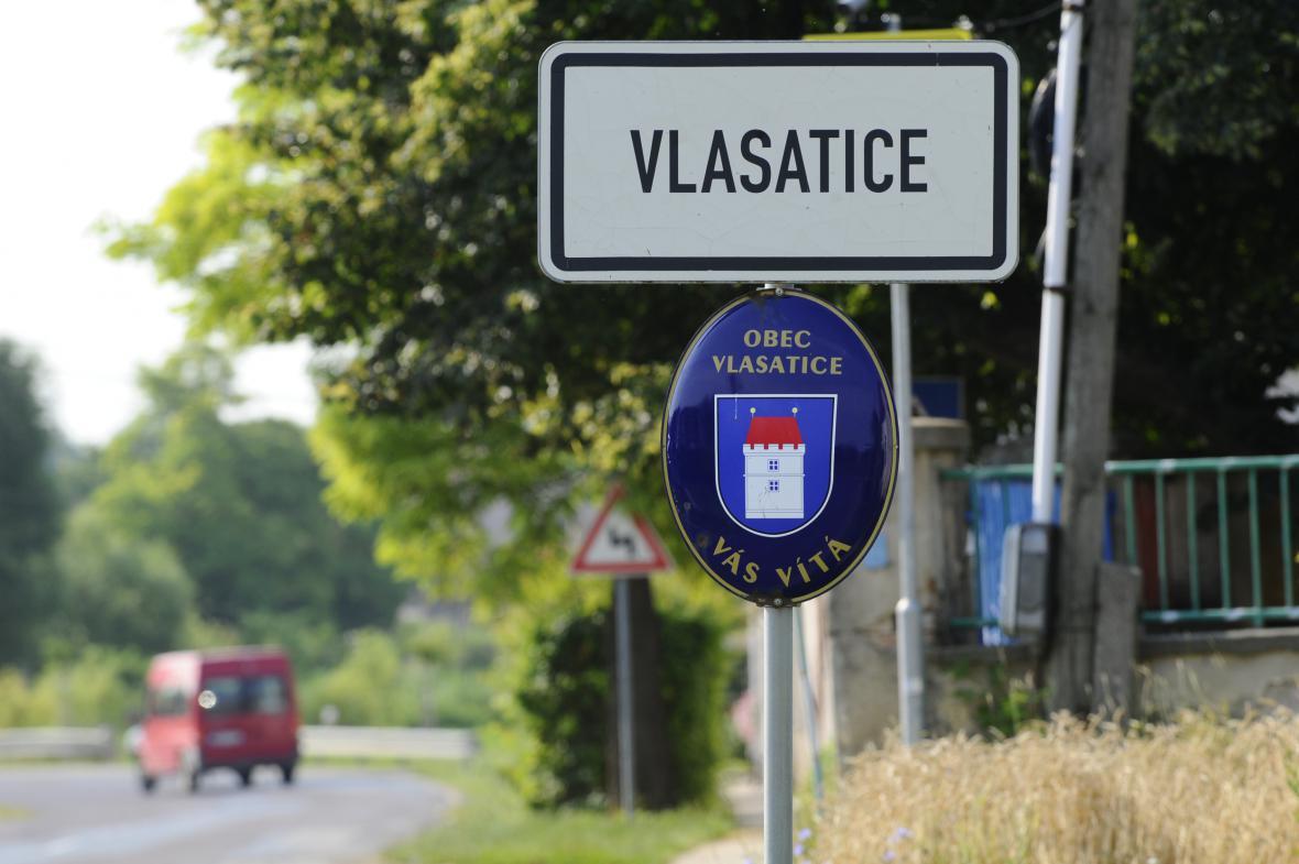 Obec Vlasatice leží nedaleko Pohořelic