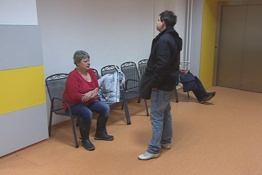 Do Úrazové nemocnice v Brně dorazily desítky lidí se zlomeninami