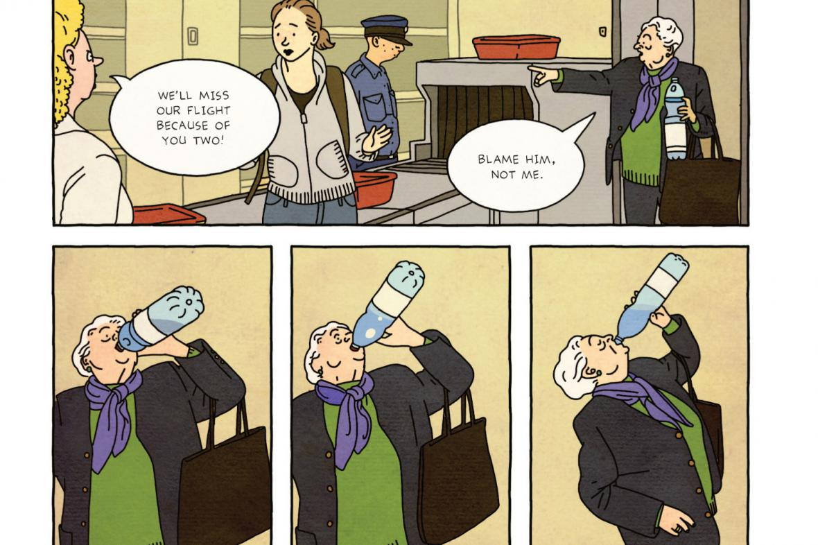 Komiks Rutu Modan