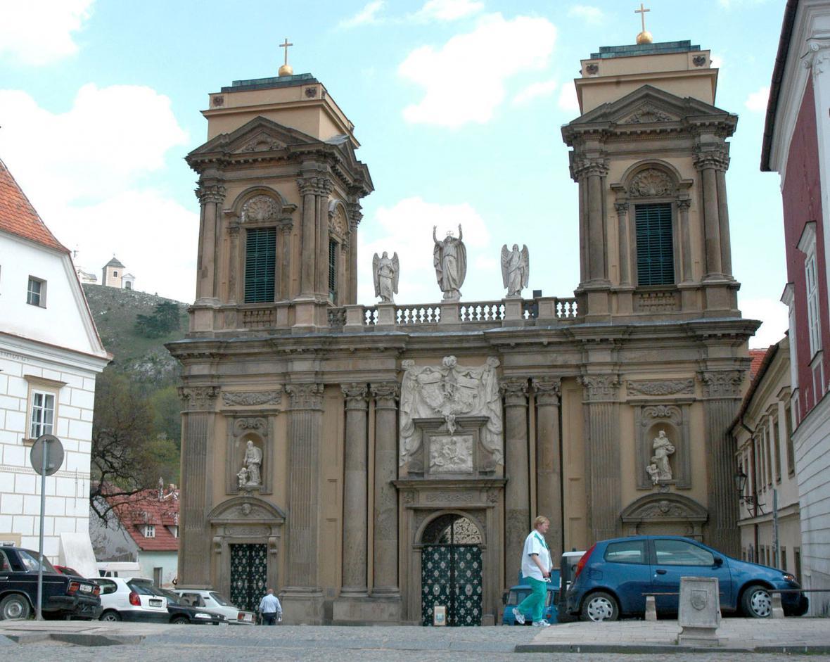 Hrobka Dietrichsteinů v Mikulově