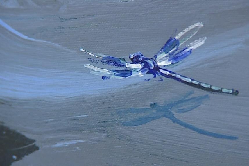Voda je symbolem dynamiky i klidu