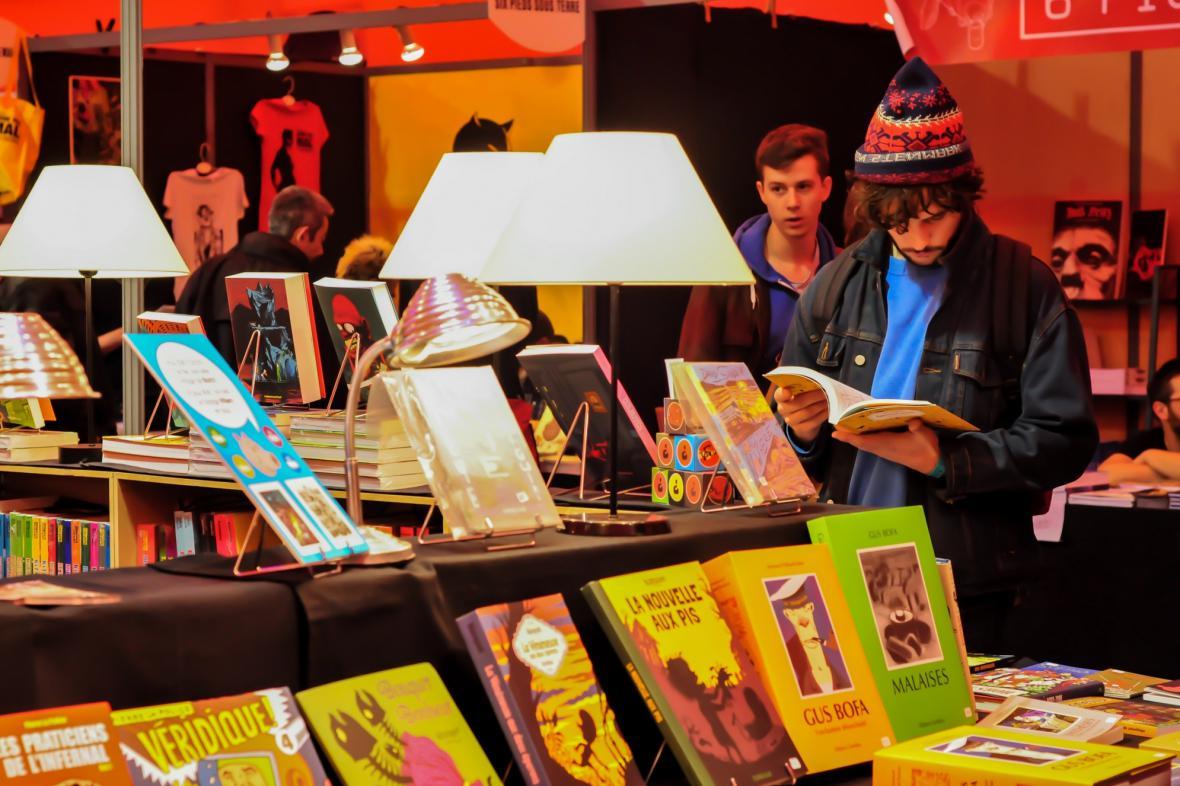 41. ročník festivalu komiksu v Angoulême