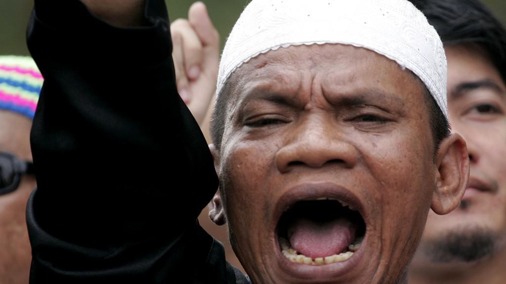 Nepokoje v Malajsii