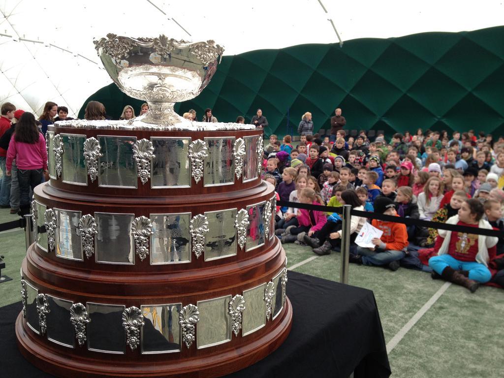 Davisův pohár v Karviné