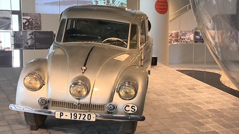 Expozice v Baťově institutu