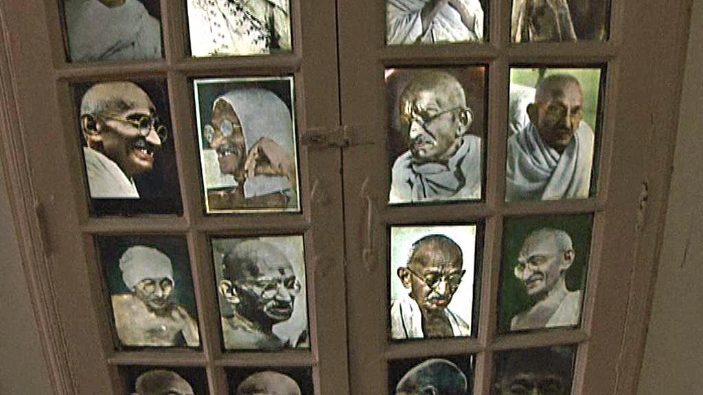Gándhího osada v Ahmedábádu