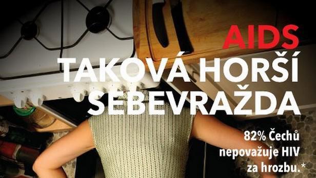 Kampaň proti AIDS