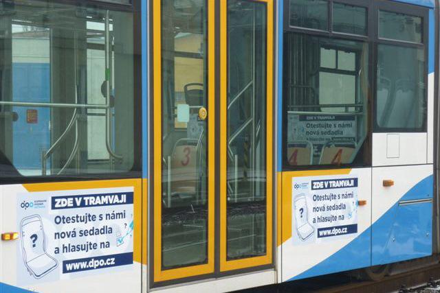 Testovací tramvaj