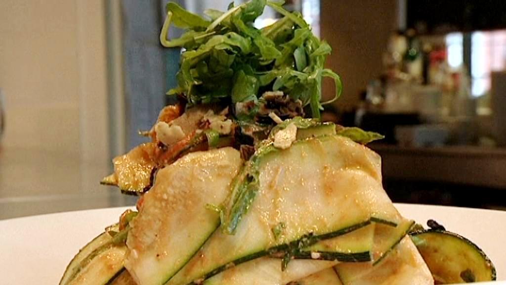 Veganské jídlo