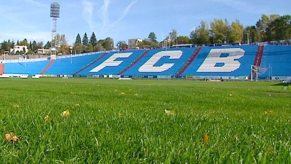 Ostravský stadion Bazaly