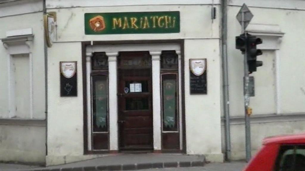 Bar Mariatchi v Nitře
