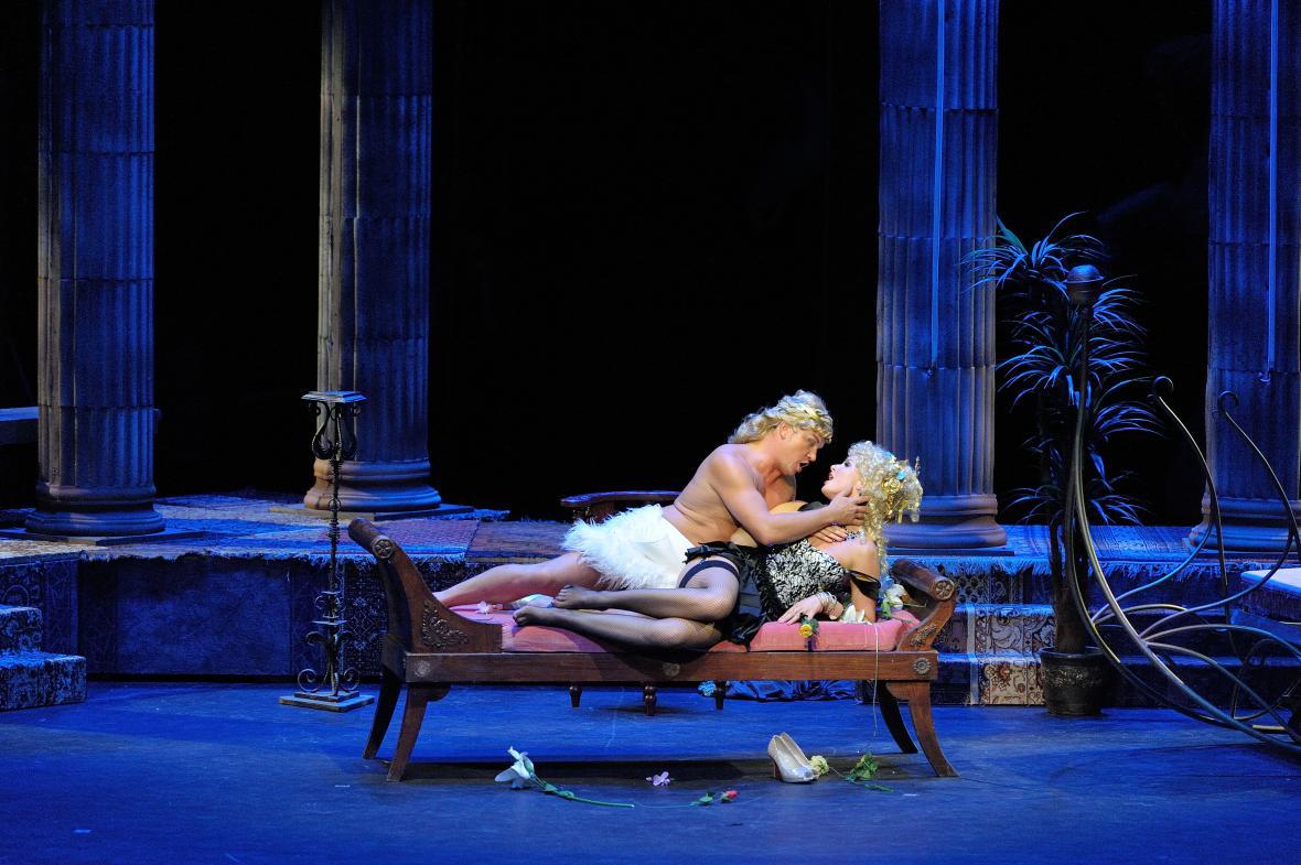 Opereta Krásná Helena