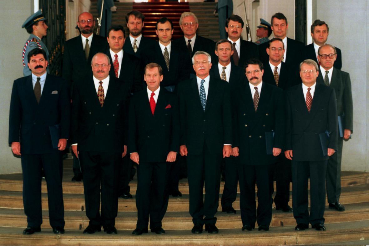 Vláda Václava Klause (1996)