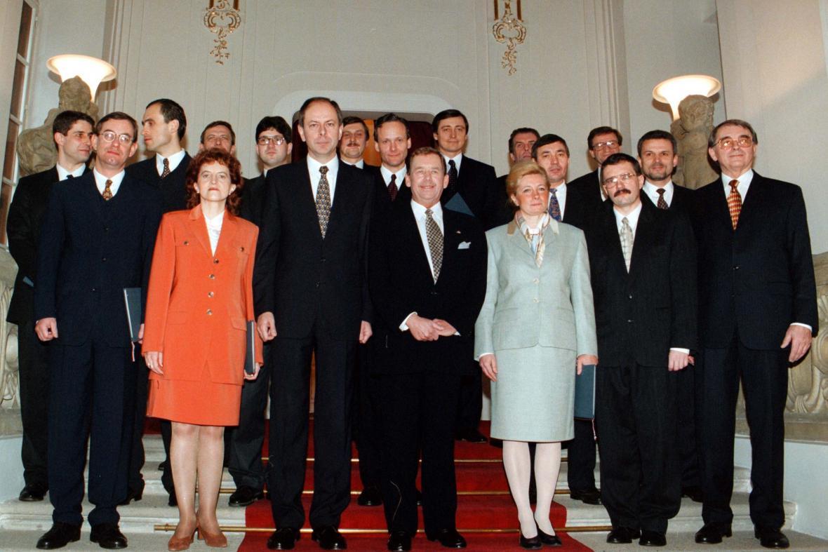 Vláda Josefa Tošovského (1998)