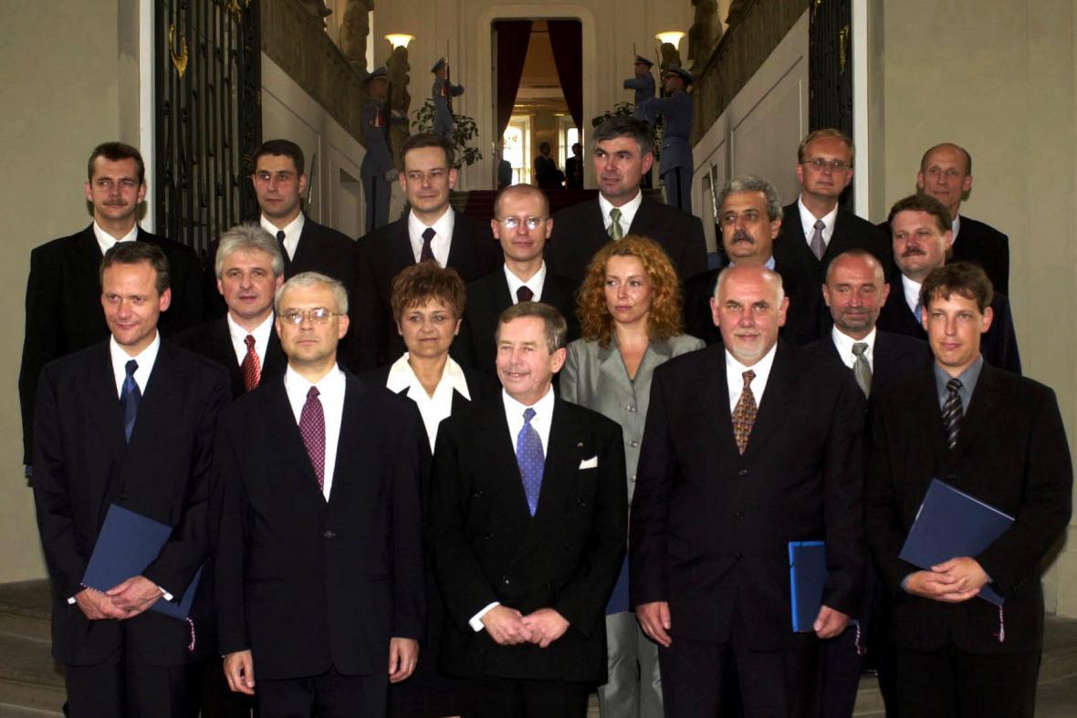Vláda Vladimíra Špidly (2002)