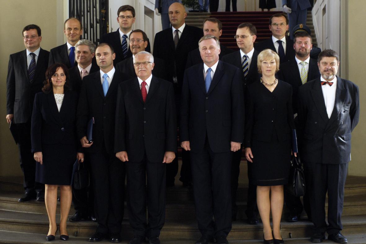 První vláda Mirka Topolánka (2006)