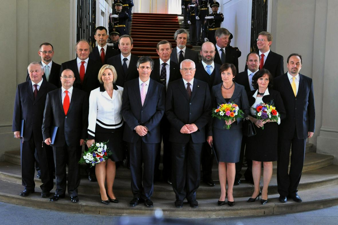 Vláda Jana Fischera (2009)