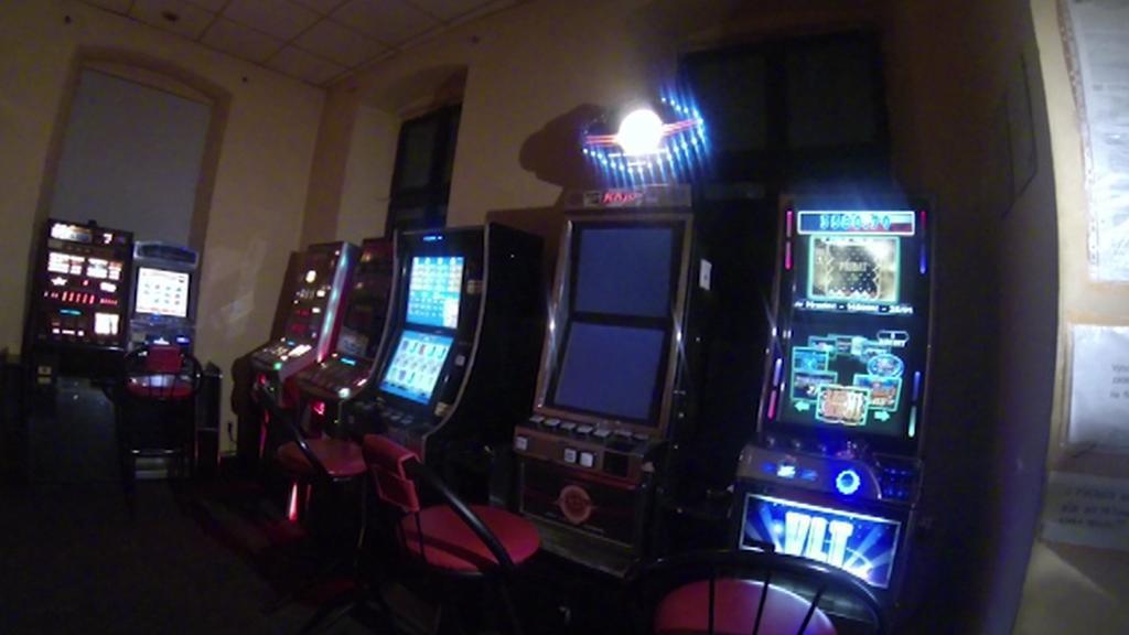Automaty v Novém Boru