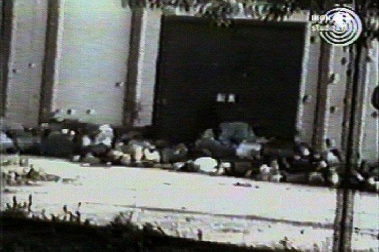 Masakr srebrenických mužů