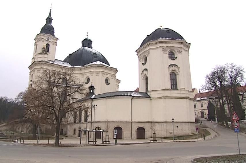 Kostel Jména Panny Marie ve Křtinách