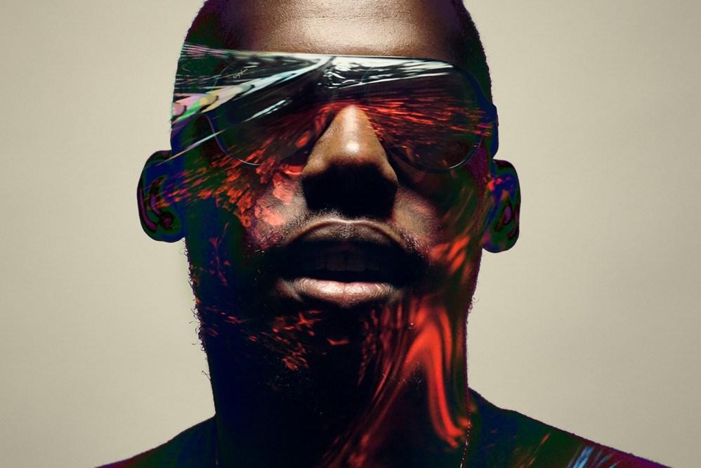 Producent a rapper Flying Lotus