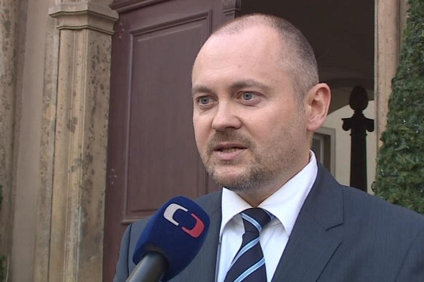 Jihomoravský hejtman Michal Hašek