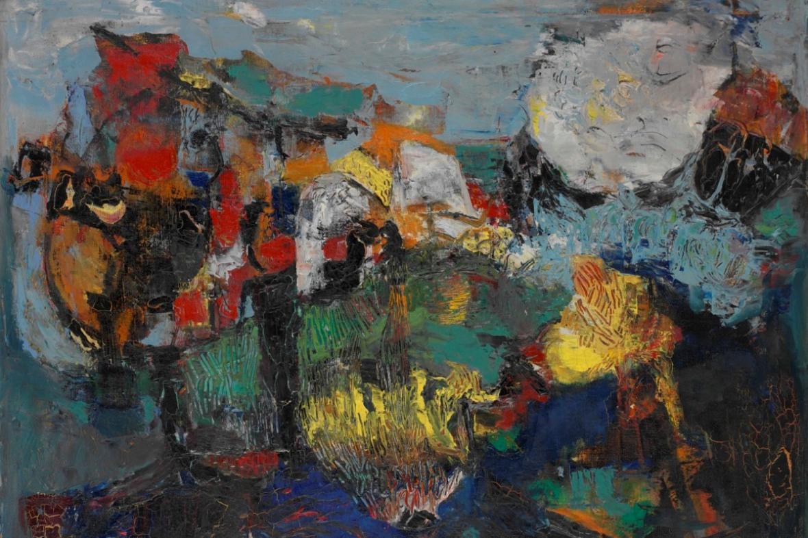 Práce Ludmily Padrtové