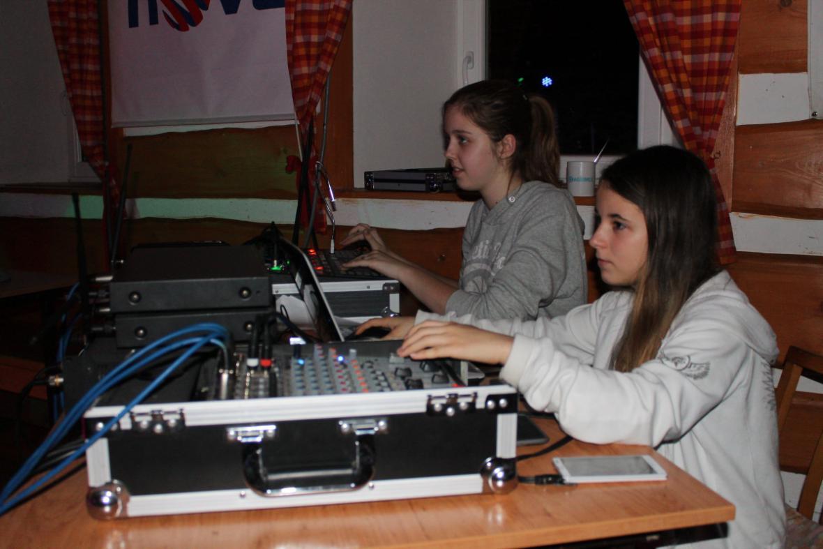 Zimní herecká škola v Krkonoších