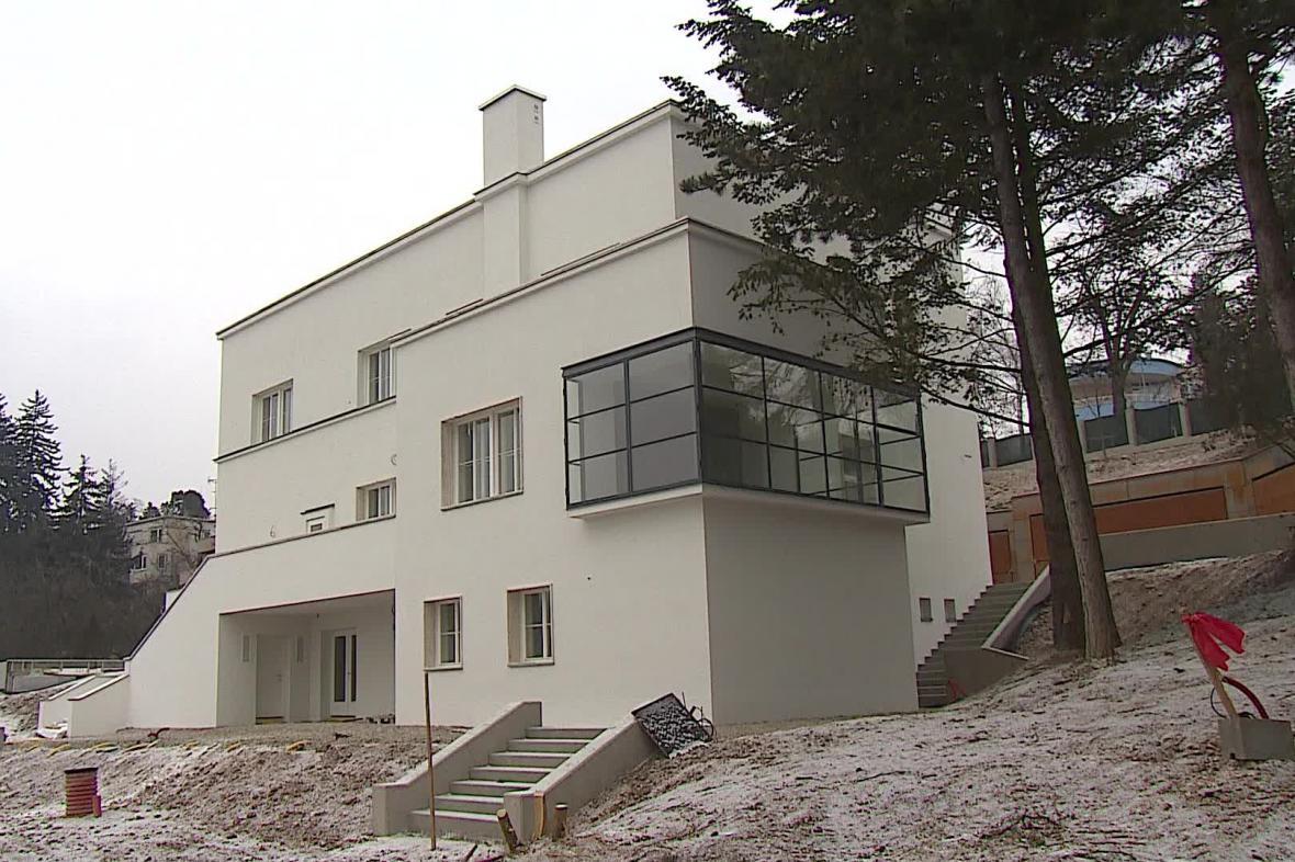 Replika Münzovy vily