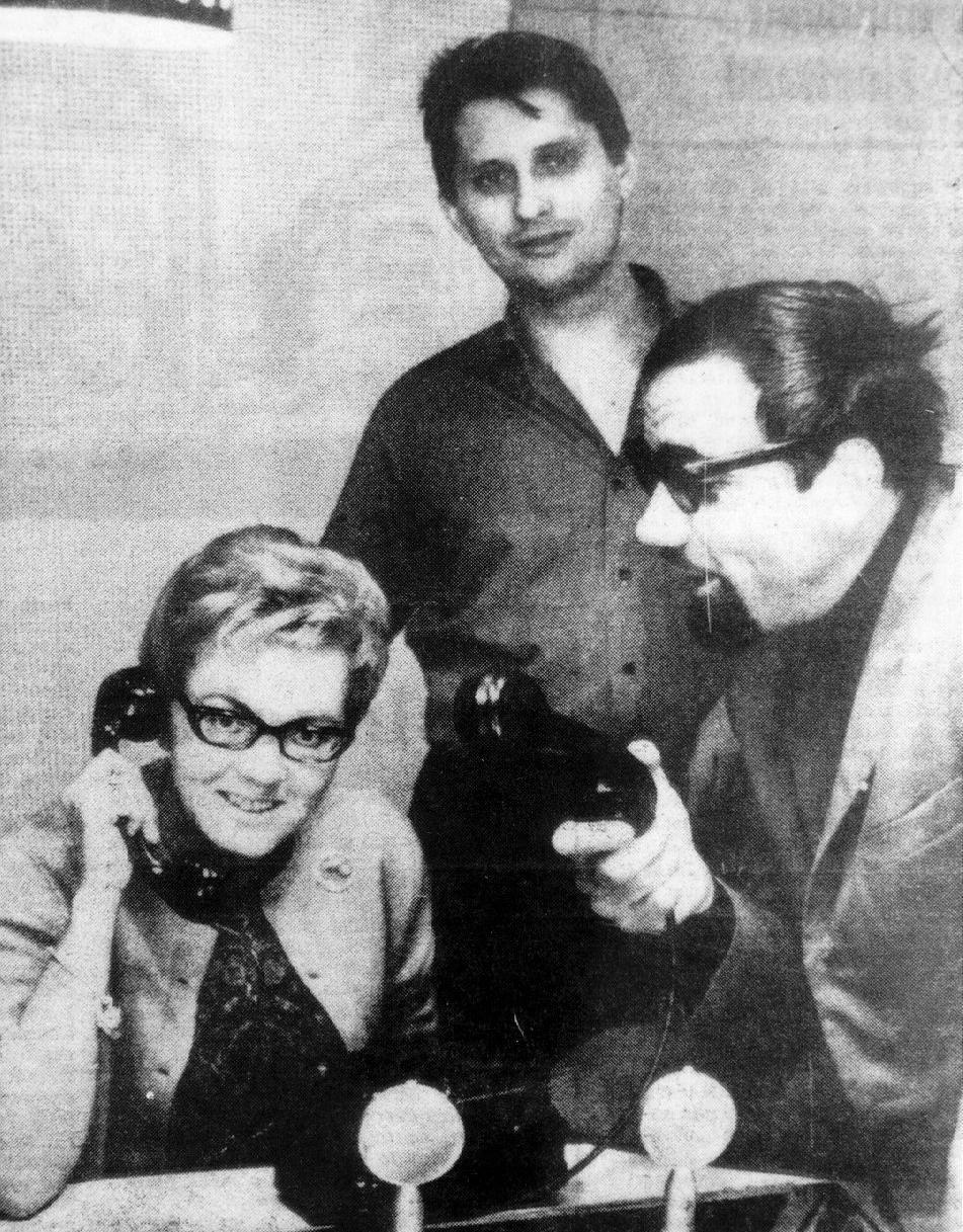 Československý rozhlas v roce 1968