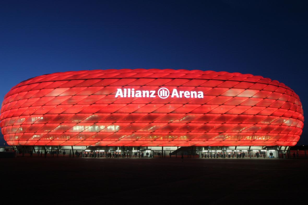 Stadion Bayernu Mnichov
