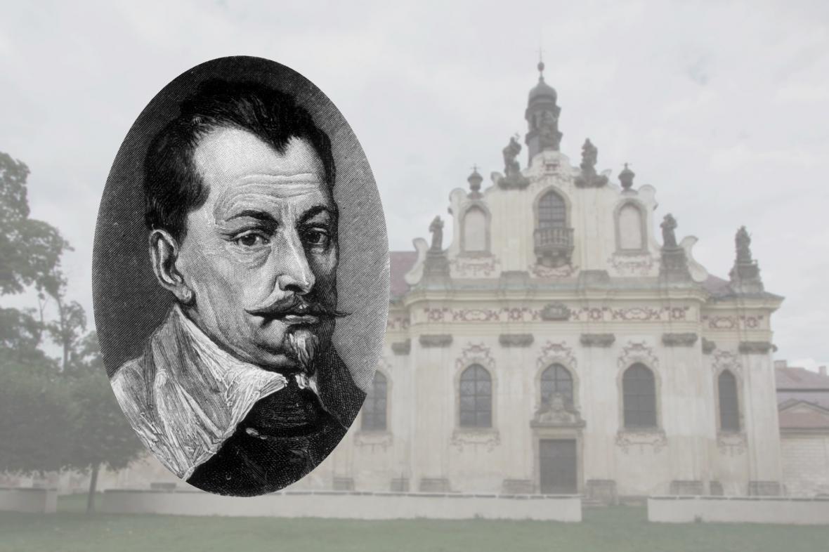 Kaple sv. Anny s hrobem Albrechta z Valdštejna