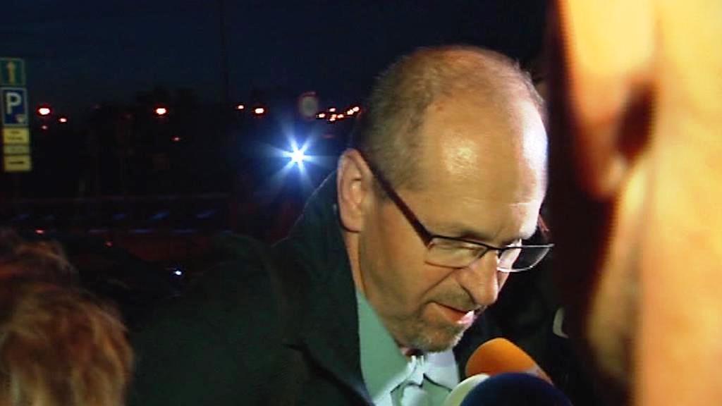 Ivan Fuksa opouští vězení