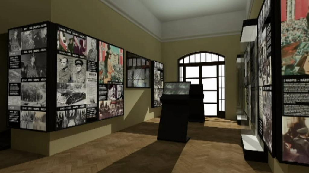 Vizualizace projektu v Panenských Břežanech