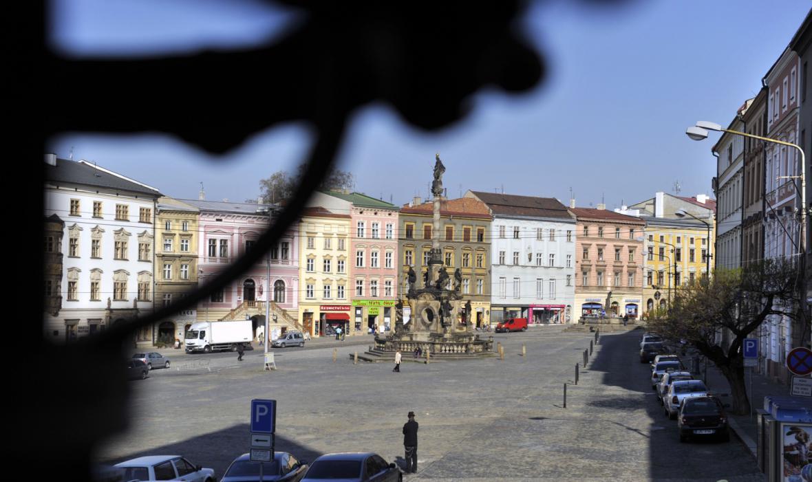 Olomouc, Dolní náměstí