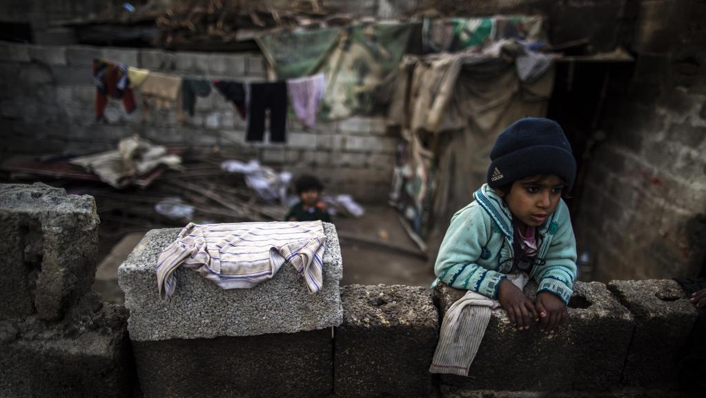 Život na předměstí Islamábádu