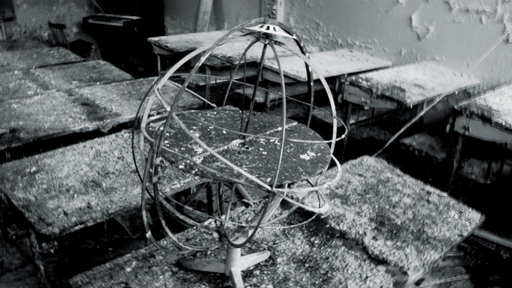 Černobyl po havárii