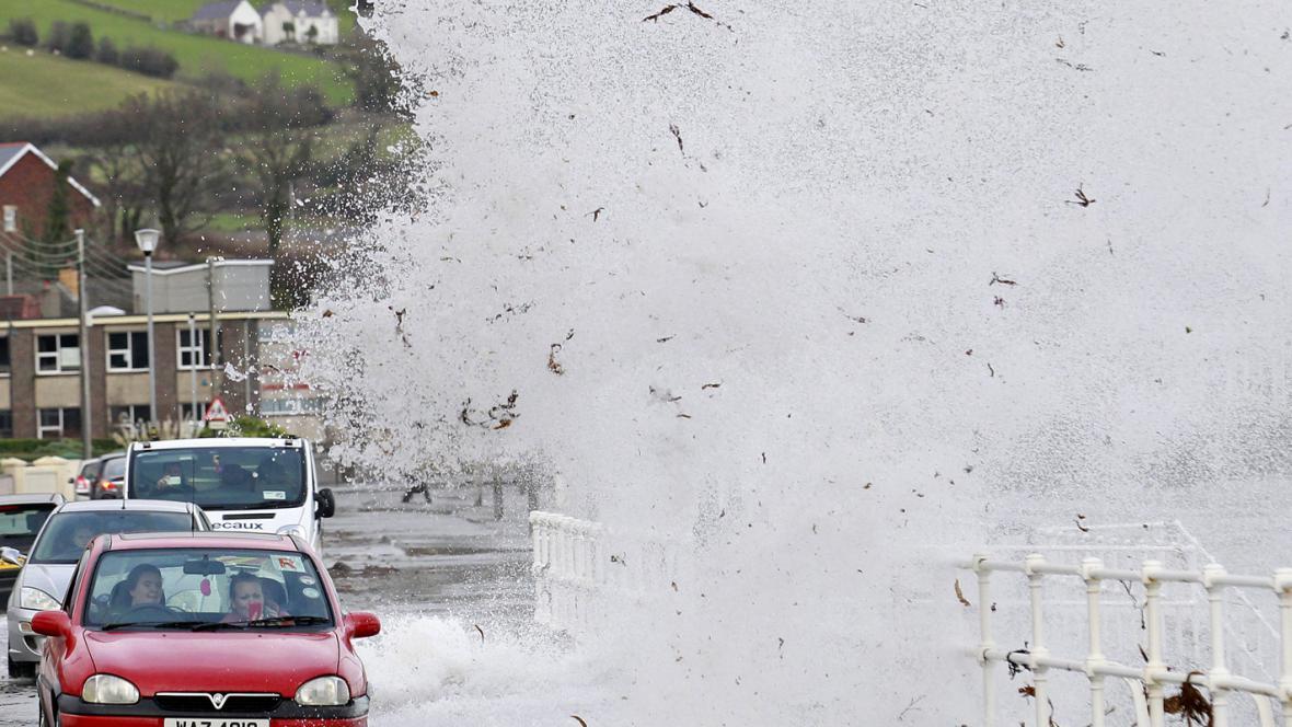 Vlnobití v Severním Irsku