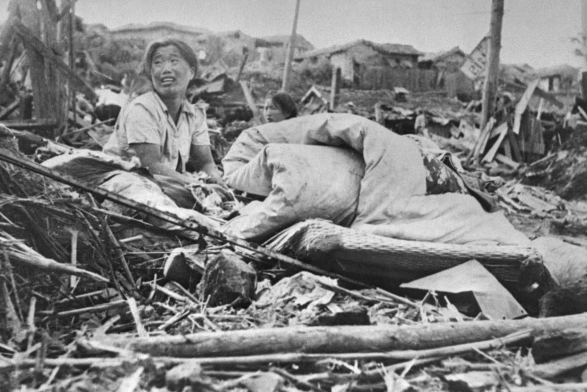 Válka v Koreji
