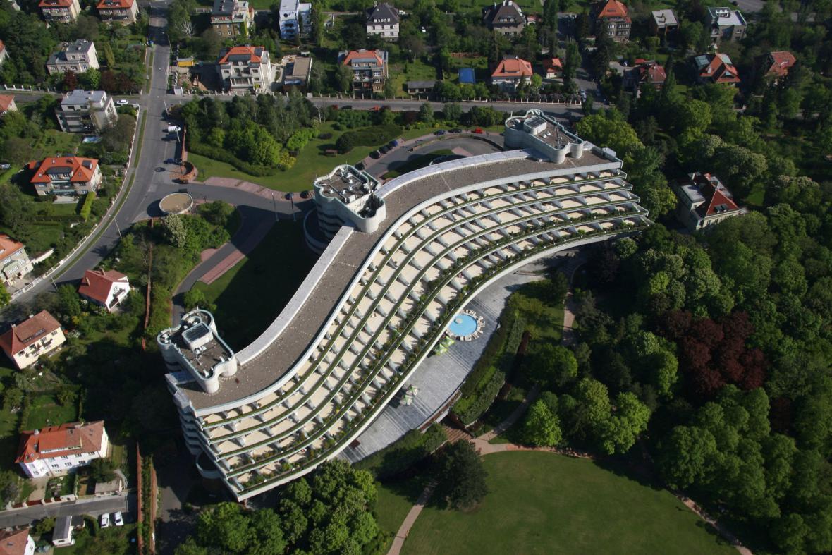 Hotel Praha v Dejvicích