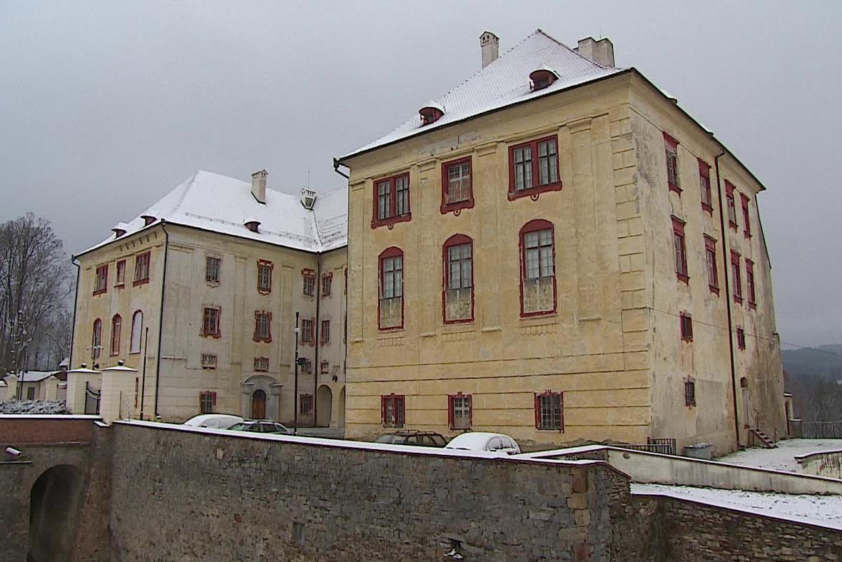 Kunštátský zámek