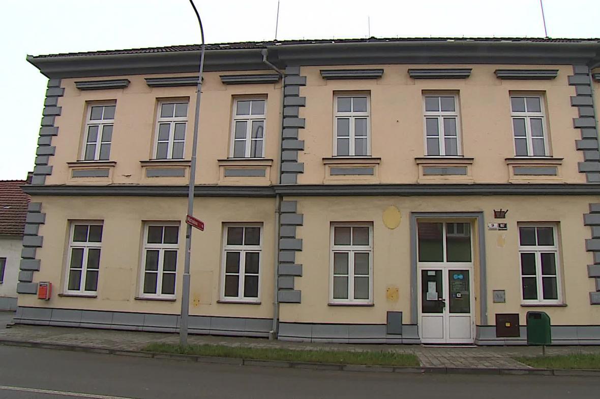 Radnice městské části Brno - Starý Lískovec