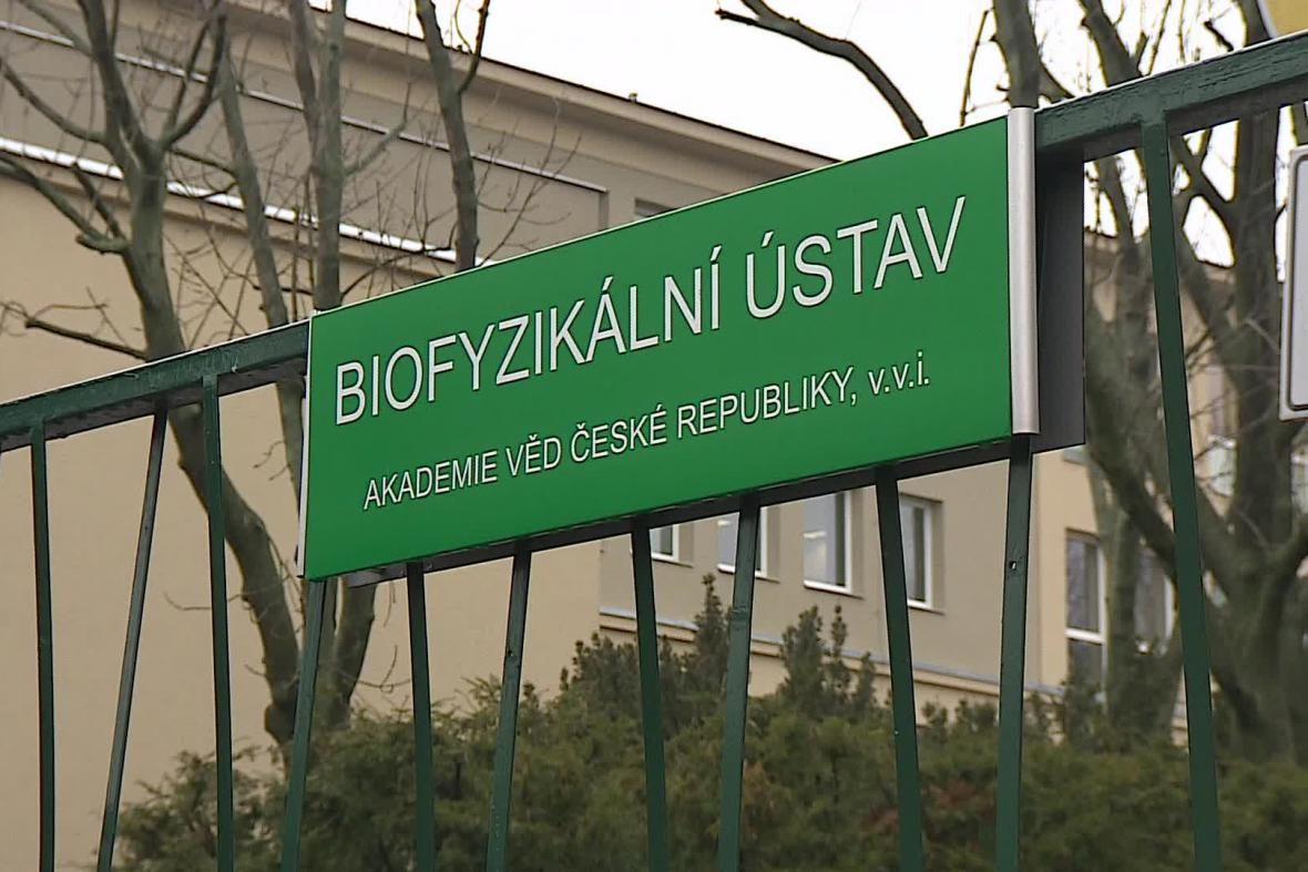 Biofyzikální ústav Akademie věd ČR