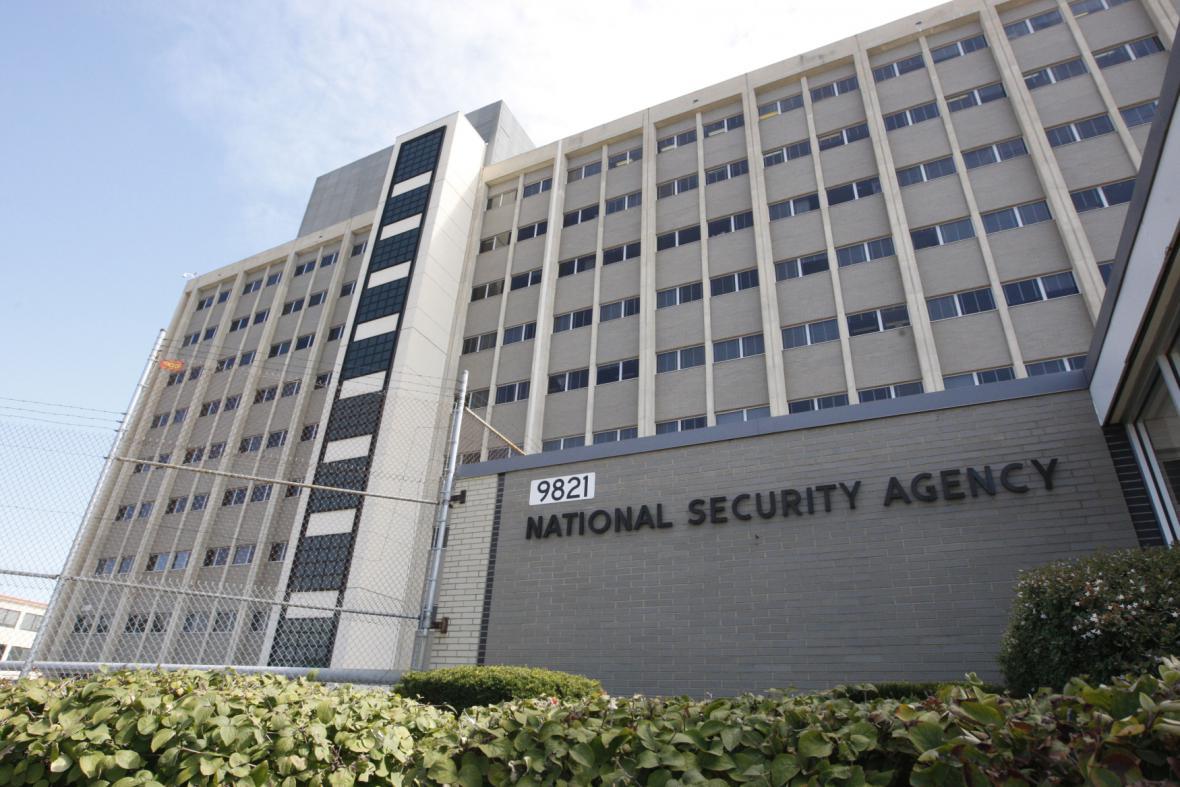Sídlo Národní agentury pro bezpečnost