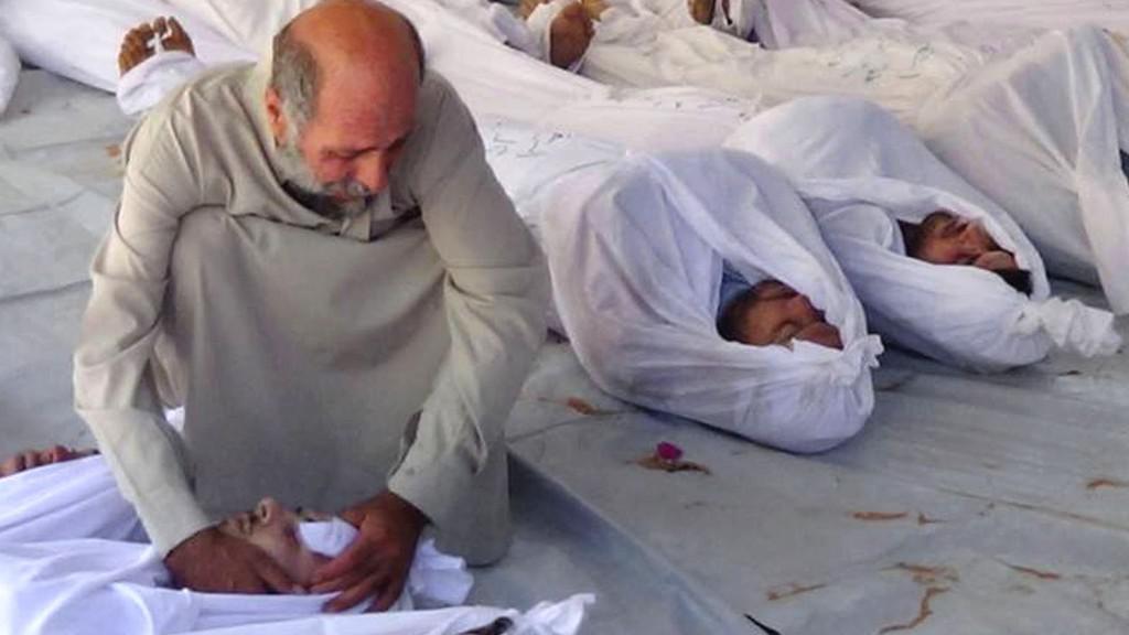 Syrské oběti