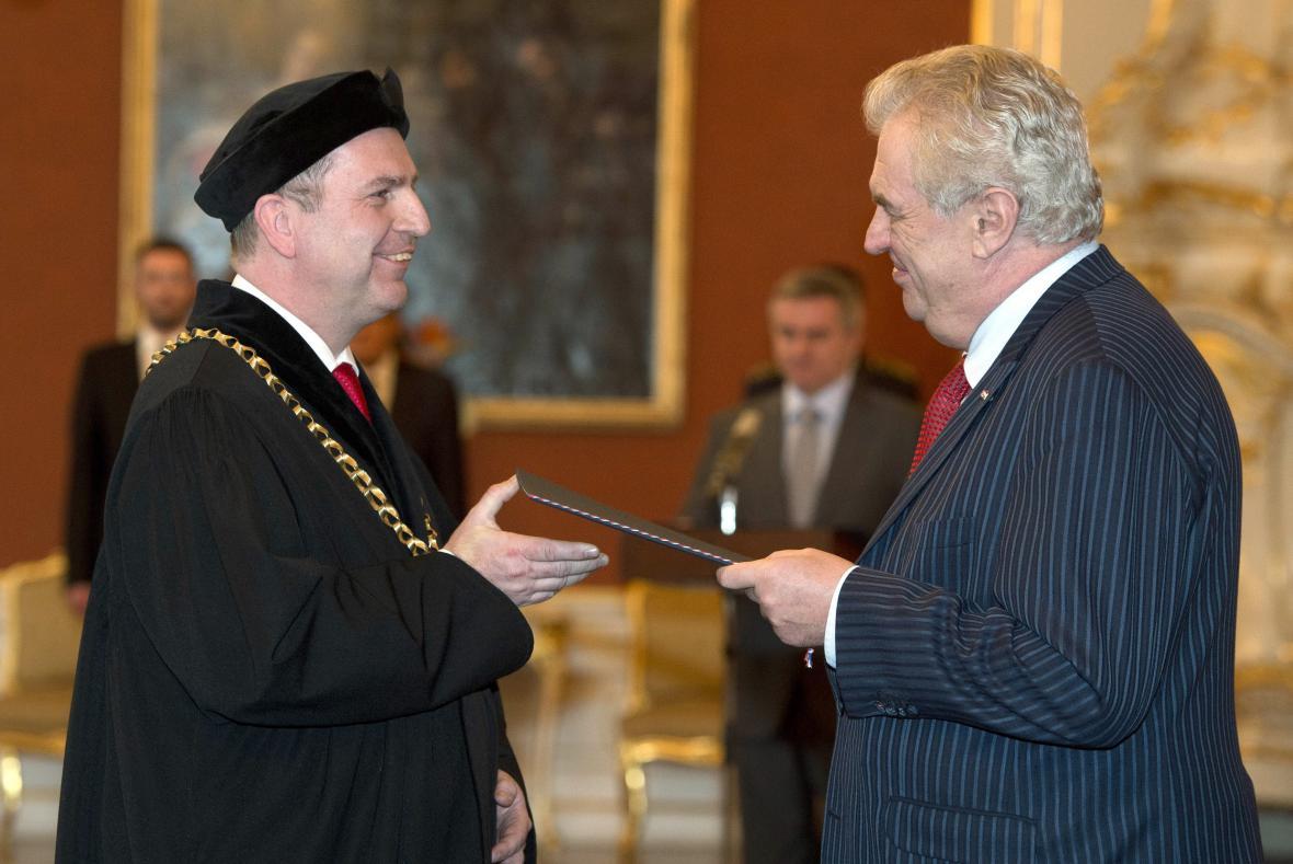 Tomáš Zima, Univerzita Karlova