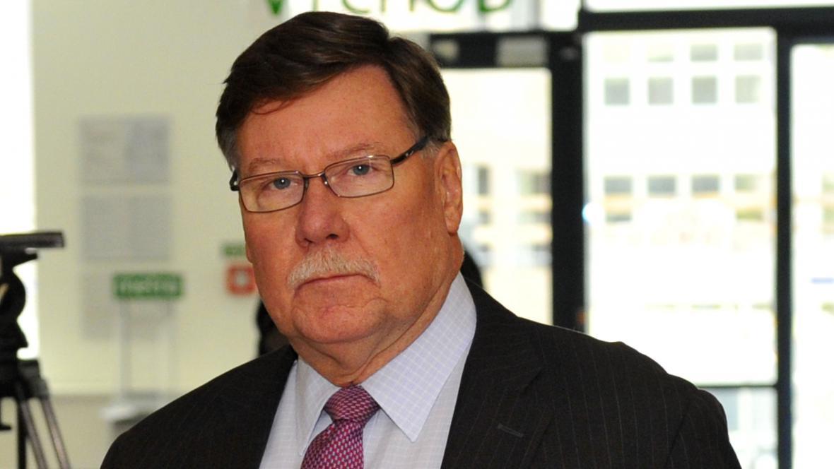 Bývalý generální ředitel automobilky Tatra Ronald Adams