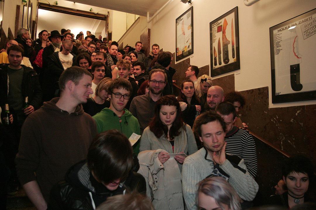 Festival krátkých filmů Praha 2014